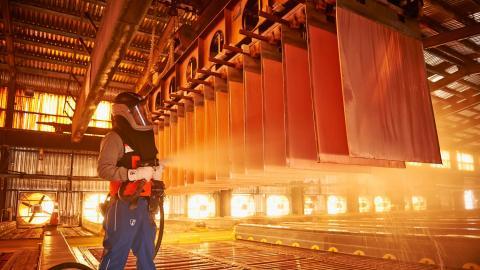 Peru: Hoạt động khai thác kim loại giảm 7% trong tháng 1 năm nay