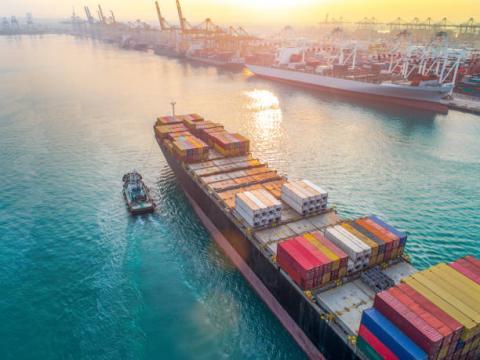 Brazil: xuất khẩu đậu tương trong…