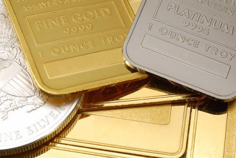 """[Phân tích] Thị trường kim loại quý """"thấp thỏm"""" chờ tín hiệu từ Fed"""