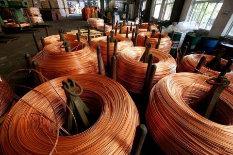 Trung Quốc: Xuất khẩu đồng trong tháng 05/2021 tăng lên mức cao nhất trong vòng 14 tháng