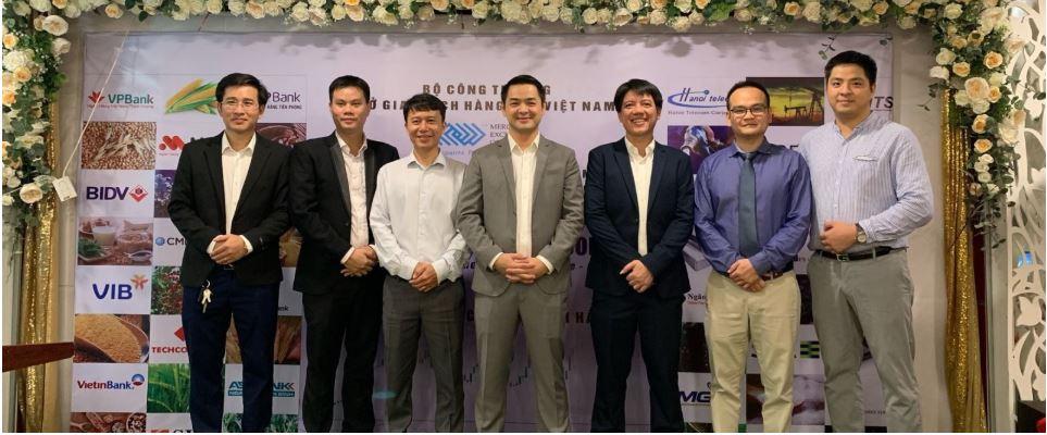 Công ty Cổ phần Dịch vụ HT Việt Nam là Thành viên kinh doanh của Sở Giao dịch Hàng hóa Việt Nam