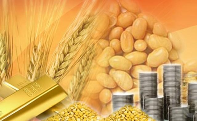 Giá lương thực trên thị trường thế giới tăng trong tháng đầu năm
